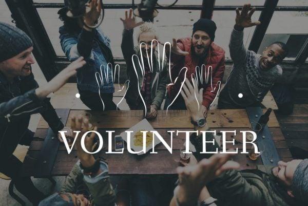 Le coin des volontaires