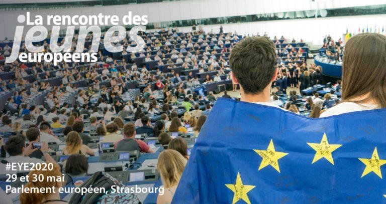 LA RENCONTRE DES JEUNES EUROPÉENS [EYE 2020]